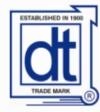Logo firmy DT